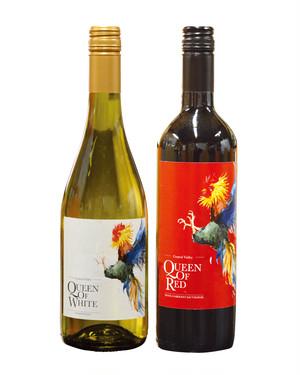 ヒデキオリジナルワインセット(赤&白)