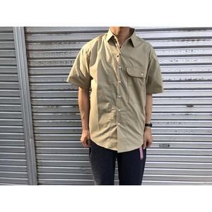 melple / ビッグポケットワイドシャツ
