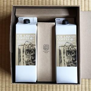 【GIFT】ブレンド200g + アイスリキッドコーヒー2本