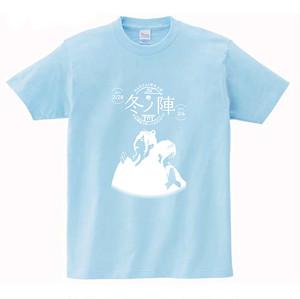 BANZAI JAPAN単独公演「冬ノ陣〜BANZAI神社の変、天女降臨で神ってる2DAYS!」オリジナルTシャツ(水色)