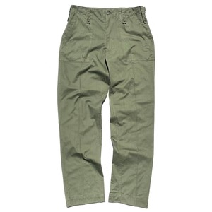USED BRITISH TROUSERS MENS Light Weight cargo pants - military green