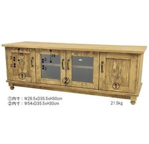 PINE TV Board W1200 / カントリースタイル