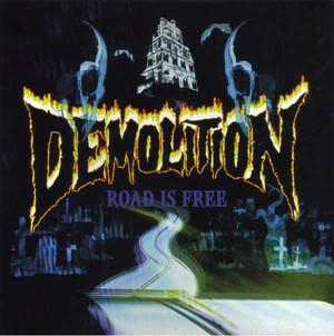 【USED】DEMOLITION / ROAD IS FREE