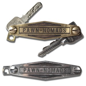PAWN / NOMADS PLATE KEY HOLDER / 96907