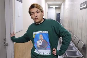 【12月末発送】戦極RHYMERS HIGHスウェット.【予約受付中・限定商品】