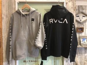 9/17(月)21時再販!RVCA VAパーカー ¥11200+tax