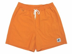 TRACK SHORTS ORANGE  18SS-FS-41