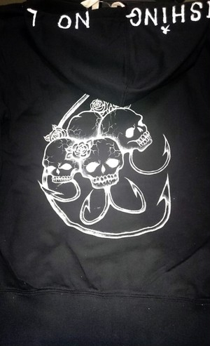 GiMME(ギミー) / Hoodie / Skull Fishing
