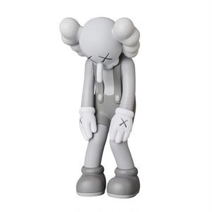 KAWS - Small Lie Figure - Gray