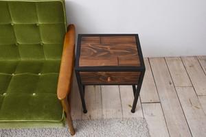 Industrial Side Table / インダストリアルスタイル インダストリアル サイドテーブル