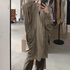 vintage long cardigan