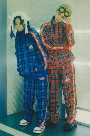 ジャージ  / HEIHEI 【10月下旬発送】【返品・交換不可】