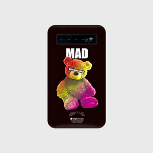 MAD BEAR mb by HRS19.8.0 【モバイルバッテリー】