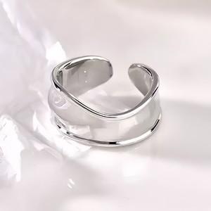 ボーンカフリング(Silver925)