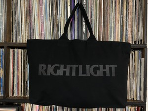 R.L.Canvas Zip Tote Bag / Black...