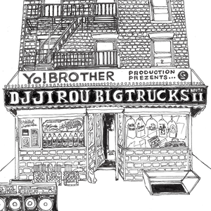 """DJ Jirou / Big Trucks Route2"" Mix CD"
