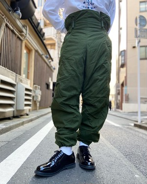 【Sweden Army】 M90 Cold Weather Pants