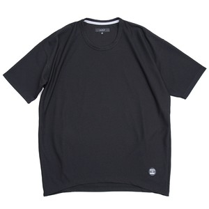 quolt DRY-THERMAL CUTSEW / クオルト カットソー / BLACK / 901T-1318