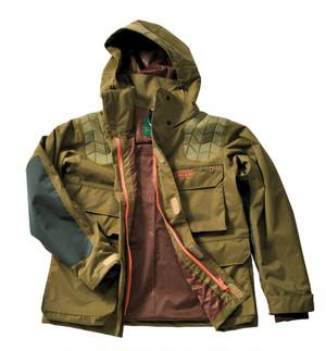 サイレントハンタースーツ ジャケット