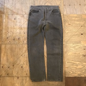 90s levis  501 BLACK USA w34 ub784