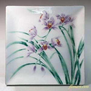 七宝飾皿W6704