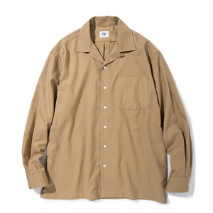 "Just Right ""OCLS Shirt"" Beige"