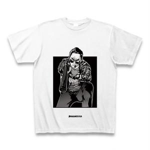 デッドコップ Tシャツ ノスタルジックホワイト【送料無料】
