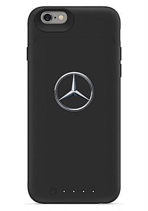 BENZ純正  iPhone7用 ワイヤレス充電 ケースQi対応 内蔵バッテリー