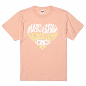 美よ咲きWonderland Tシャツ