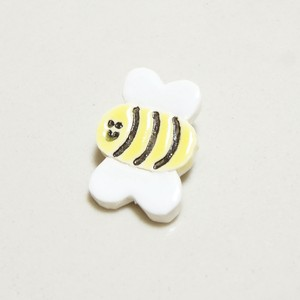 ミツバチブローチ