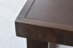 Herringbone Low Table / Walnut Brown / 西海岸リゾートスタイル
