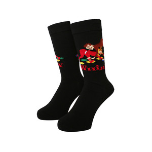 WHIMSY - TWISTER SOCKS (Black)