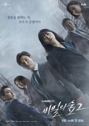 ☆韓国ドラマ☆《秘密の森2》DVD版 全16話 送料無料!