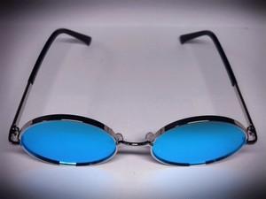 Mirror Circle/Blue