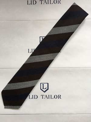 Lid Tailor Original wool silk Tie