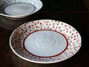 唐草 盛皿 2枚組