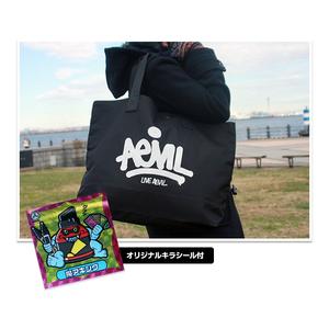【Aevil Label】Tough toto