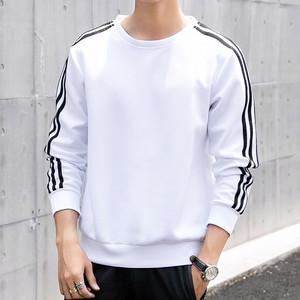 【トップス】売れ筋ファッションコットンラウンドネックパーカー24737187