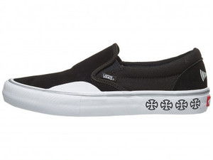 Vans X Independent Slip-On Pro BLACK