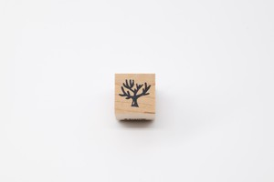 スタンプ小 木