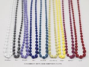 【000 トリプル・オゥ】Sphere necklace ロングネックレス [SP103] [SP003]