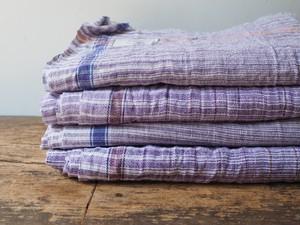 131sr152 purple cotton thick towel