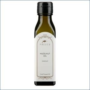 ヘーゼルナッツオイル(トルコ産)100g エレガントな甘さとビターな香ばしさ