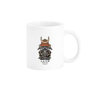 マグカップ(大友宗麟)