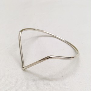 【ANOTHER FEATHER】DART BANGLE / A=SILVER /NO.12