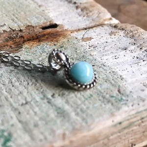 Larimar petit Necklace