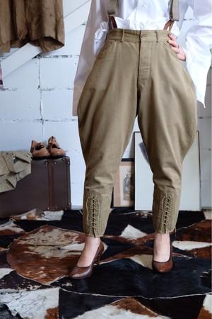 40s Boy Scouts jodhpurs pants