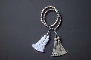 天然パールの念珠(女性用)
