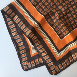 Europe Scarf Brown