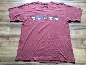 LIMP BIZKIT リンプビズキット GIANT Tシャツ ロックバンドラップメタル90s